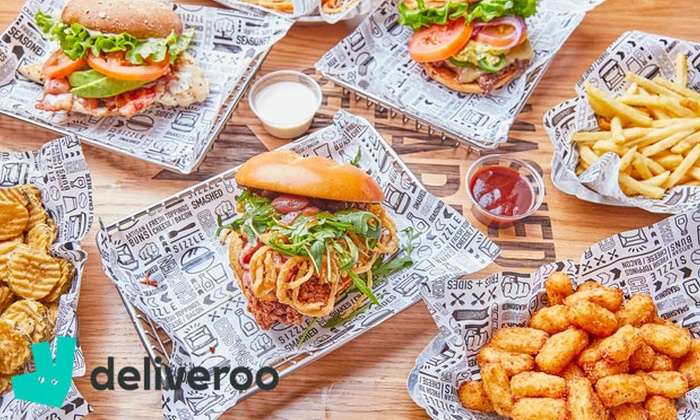 Deliveroo: £4 to Spend on Deliveroo