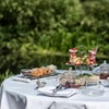 Summer Afternoon Tea for Two