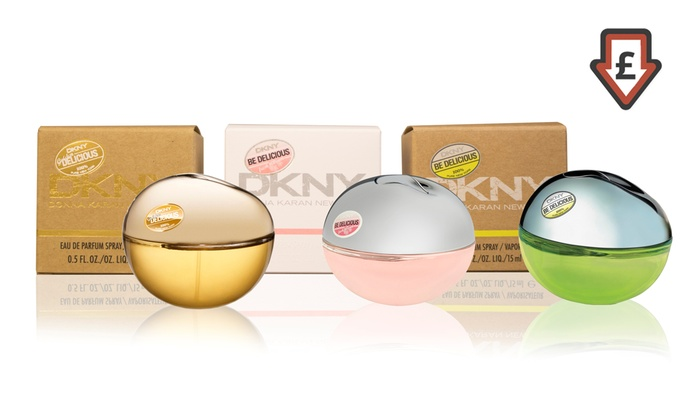 new product c4d95 b66fb DKNY Three-Piece Fragrance Mini Gift Set for Women for £26.99