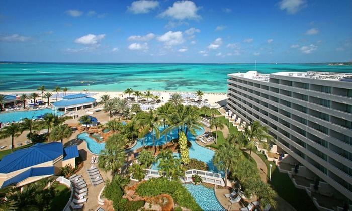 Melia Nassau Beach Resort All Inclusive With Airfare