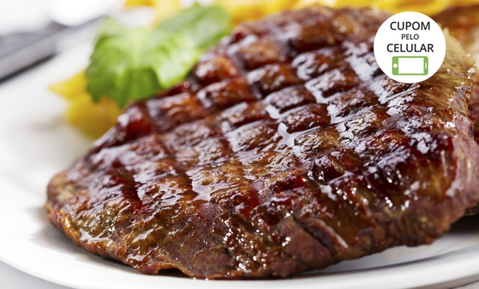 Laap Costumbres Argentinas – Águas Claras: bife de chorizo ou bife ancho