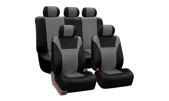 Racing Style Car Seat Covers Groupon Goods