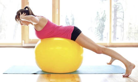 Four Weeks of Fitness and Conditioning Classes at Ashton Therapies (65% Off)