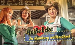 """Schmidts Tivoli: Ticket für """"Heiße Ecke"""" – Das St. Pauli Musical im Schmidts Tivoli auf der Reeperbahn (bis zu 41% sparen)"""