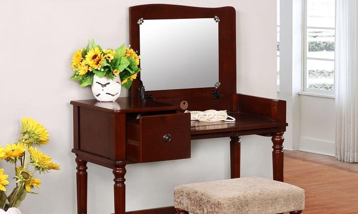 Wyndham Vanity Set 2 Piece Groupon Goods
