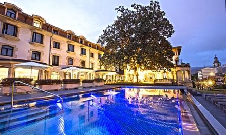 Durango: 1 noche en habitación doble de lujo con desayuno y acceso a spa en Gran Hotel Durango 4*