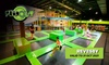 Two-Hour Trampoline Park Entry