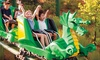 LEGOLAND California Resort - LEGOLAND California Resort: Free Child with Paid Adult at LEGOLAND California Resort. (Up to 49% Off). Two Options Available.