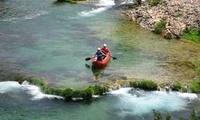 Halbtagestour (ca. 3 Std.) mit dem Kanu für Erwachsene und Kinder mit Kanutouren für München (bis zu 54% sparen*)