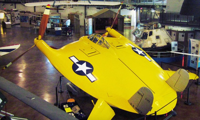 Frontiers of Flight Museum - Frontiers of Flight Museum - Northwest Dallas: Museum Outing for Two or Four to the Frontiers of Flight Museum (Half Off)