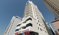Dubai: 1 or 2 Nights for Two with Breakfast or Half Board Plus Leisure Access and Transfers at Marmara Hotel Apartments