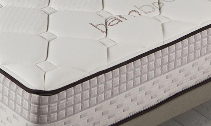 bambus matratze premium groupon goods. Black Bedroom Furniture Sets. Home Design Ideas