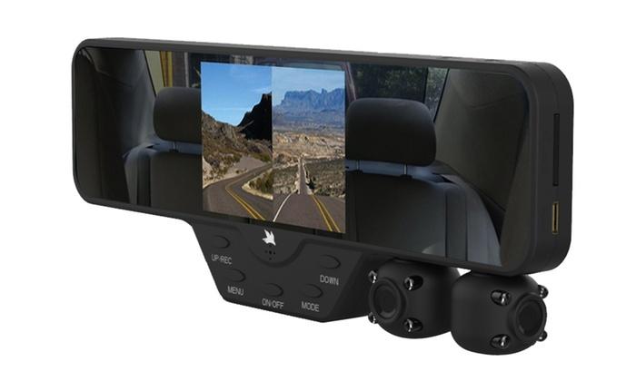 40% Off on Falcon Zero F360 HD Car Dash Cam | Groupon Goods