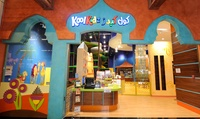 Two-Hour Playing Session Daily for One or Two Kids at Kool Kidz, World Trade Center Mall (Up to 54% Off)