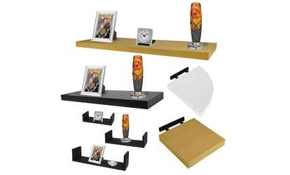 Shop Groupon Floating Shelf