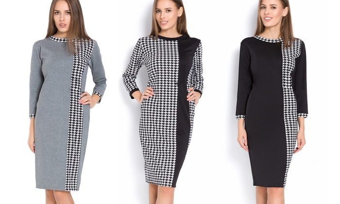 Business Kleid Für Damen Groupon Goods