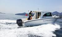 瀬戸内海なら、ほとんどの海をこの免許で走り回れる。国家試験も免除≪二級小型船舶操縦免許(最短2日間)/国家試験免除≫ @マリンライセンス...