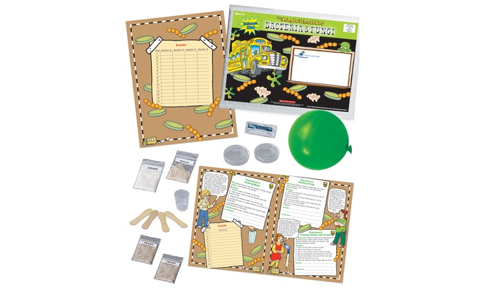Up To 49% Off on Magic School Bus Science Club | Groupon Goods