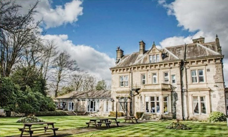West Yorkshire: 1 or 2 Nights for Two with Breakfast and Option for Two-Course Dinner at Durker Roods Hotel