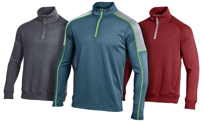 Under Armour Golf Men's Long-sleeve Outerwear