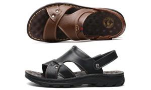 Sandales pour homme confort
