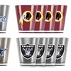 NFL Insulated Acrylic Shot Glass Set (4-Pack)