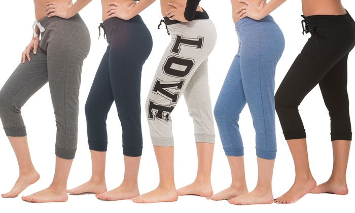 Joggers Mystery Deal (5-Pack) | Groupon Goods