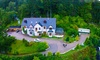The Craigdarroch Inn - Foyers: Loch Ness: 1 to 3 Nights for Two with Breakfast, Dinner and Wine at 4* The Craigdarroch Inn