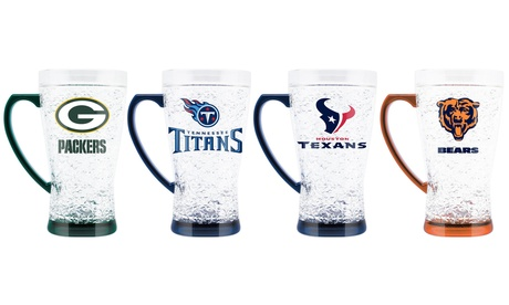 Duck House NFL Crystal Freezer Flared Mug (16 Oz.) 7a5b8ccc-9b1c-4d9e-9874-d4d781c3134c