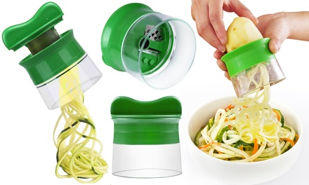 One, Two or Three Fruit and Vegetable Twist Peelers