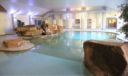 Lancashire: Double Room Adults and 2 Children with Breakfast and Leisure Access at Best Western Park Hall Hotel