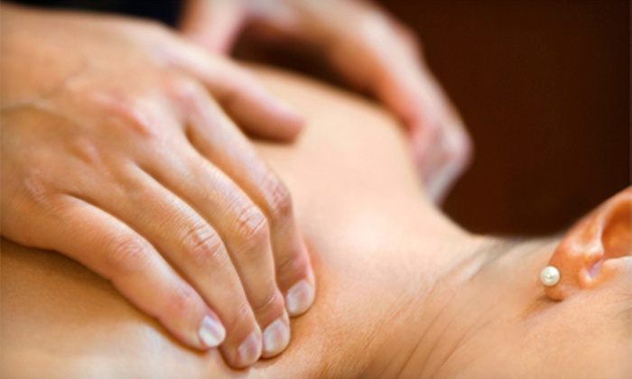 Elan Spa - Conway: 60- or 90-Minute Custom or Hot-Stone Massage at Elan Spa (Up to 53% Off)