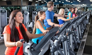 Fitness 19: Two-Month or One-Year Fitness 19 Gym Membership (Up to 89% Off)