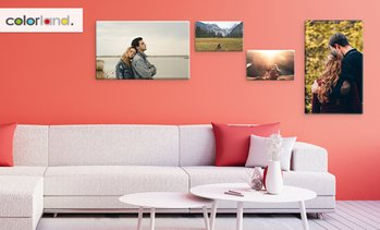 Personalised Canvas Print