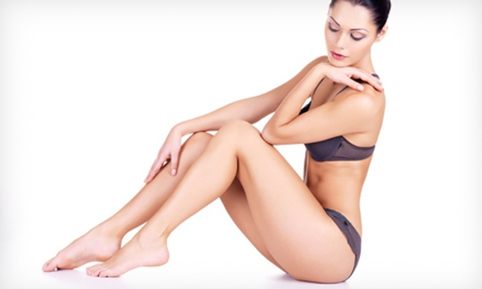 Novopelle - Multiple Locations: Six Laser Hair-Removal Treatments on a Small, Medium, or Large Area at Novopelle (Up to 68% Off)