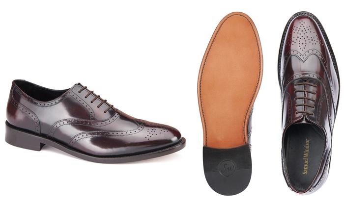 Cheltenham Brogue Shoes | Groupon Goods