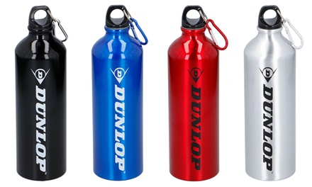 One or Two Dunlop Lightweight Sports Drinking Bottles