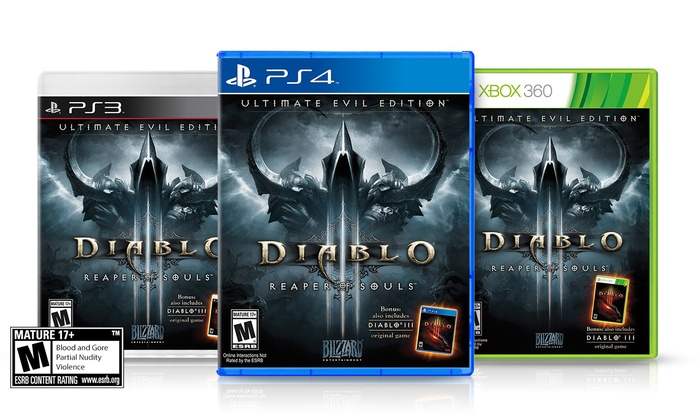 Diablo 3 deals