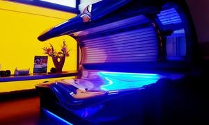 Shai: 10 sedute con doccia solare, lettino solare o lampade al viso al centro Shai (sconto fino a 82%). Valido in 2 sedi