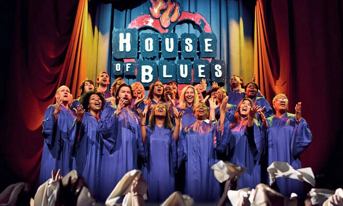 Kirk Franklin Presents Gospel Brunch - House of Blues Dallas: Kirk Franklin Presents Gospel Brunch at House of Blues Dallas on Easter Sunday, April 20, 10 am (Up to 50% Off)