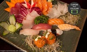 Yosugiru Sushi – Sorocaba: Yosugiru Sushi – Campolim: rodízio japonês para 2 pessoas