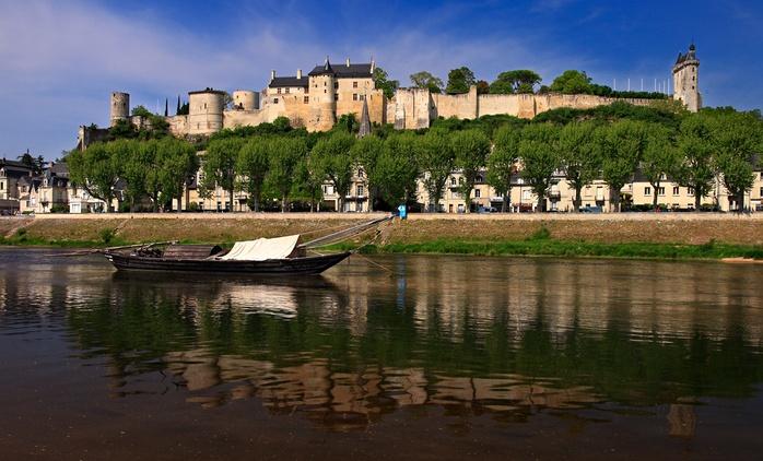 Vallée de la Loire:1,2 ou 3 nuits avec petit déjeuner,apéritif,visite château et diner en option à l'Hôtel des Châteaux