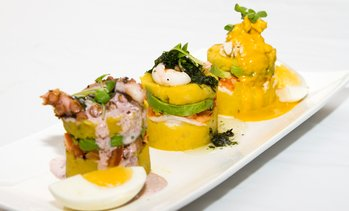 40% Off Peruvian Dinner for Two