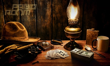 Wild West Escape-Room Experience for Four or Six at PanIQ Room (Up to 52 perc Off)