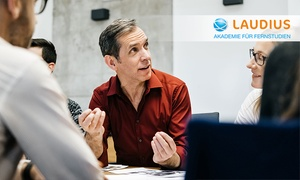Laudius - Akademie für Fernstudien: 3 Monate Fernkurs Change-Management, optional mit Fernlehrerbetreuung und Prüfung bei Laudius(bis zu 78% sparen*)