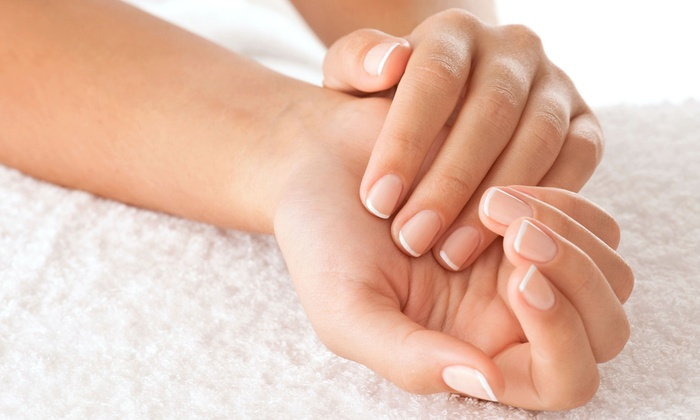 Reginald Walker at Laverne Carroll Hair & Nail Lounge - Englewood: $30 for Two No-Chip Manicures from Reginald Walker at Laverne Carroll Hair & Nail Lounge ($60 Value)
