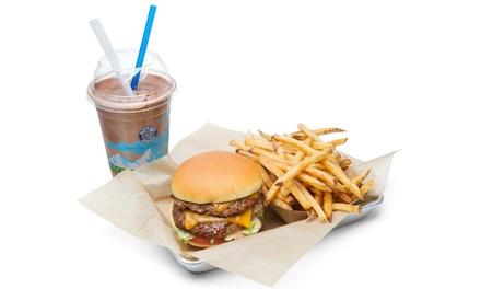 30% Cash Back at Elevation Burger