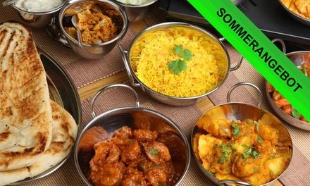 Indisches 5-Gänge-Menü für zwei oder vier Personen bei Avtaar (bis zu 48% sparen*)