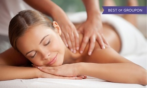 Spa Revive: Massages and Couple's Massage With Mini-Facials at Spa Revive (Up to 61% Off). Five Options Available.