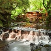 熊本 秘境宿で露天風呂付客室と九州産和牛すき焼きを/1泊2食